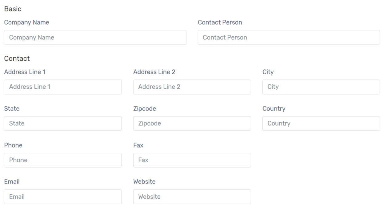 Codecaynon Laravel 6 0 Vue js SPA Bootstrap Admin Starter