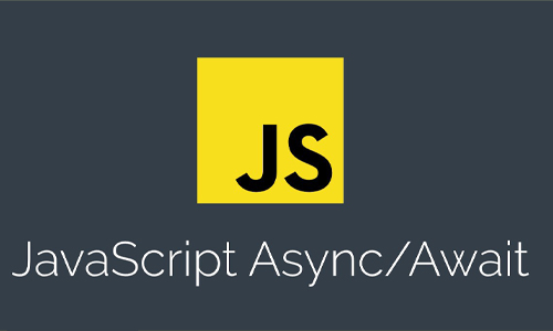 How to use Async Await in JavaScript.