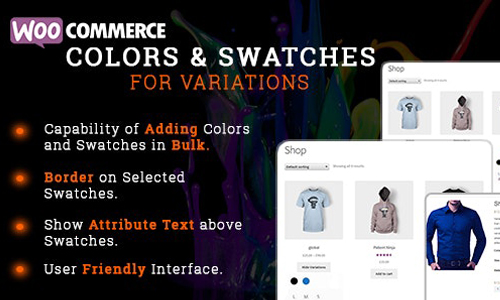 [CodeCanyon] WooCommerce Colors and Swatches for Variations