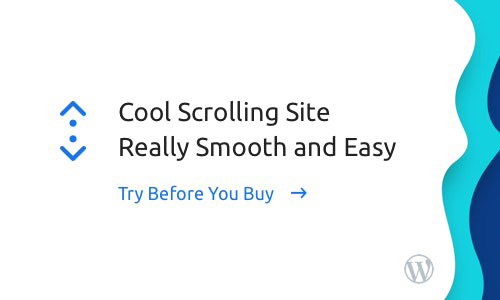 [CodeCanyon] Smooth Scroll for WordPress — Site Scrolling without Jerky and Clunky Effects – Freebies Download