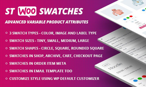 CodeCanyon – WooCommerce Swatches ( Color, Image and Label Swatch ) Download
