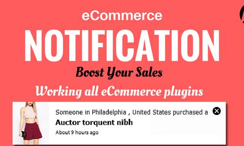 [CodeCanyon] WordPress eCommerce Notification Freebies Download