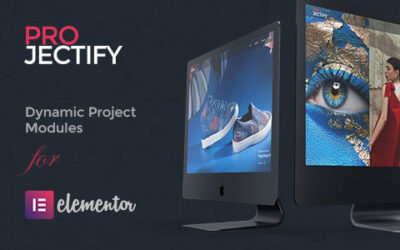 Codecanyon Projectify   Project Addon for Elementor Page Builder Freebies Download